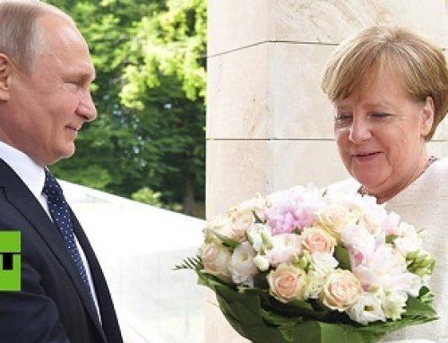 Es maravilloso ser un hijo de la gran Putin