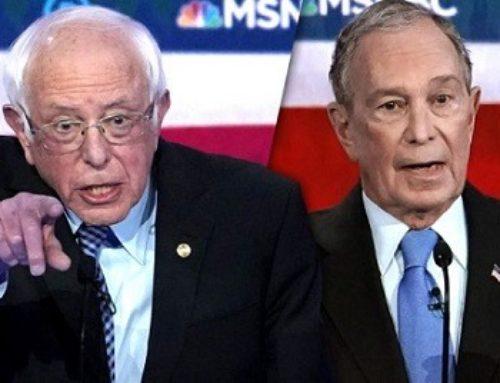 Demócrata rico contra demócrata super-rico